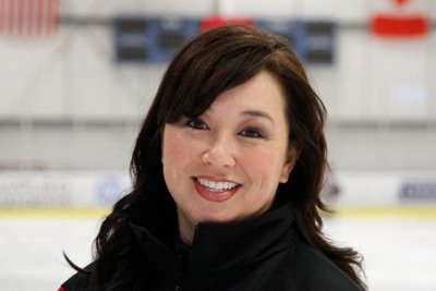 Power Skating Coach Michelle Racimo